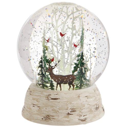 10 Best Christmas Snow Globes for 2018 - Unique Snow ...