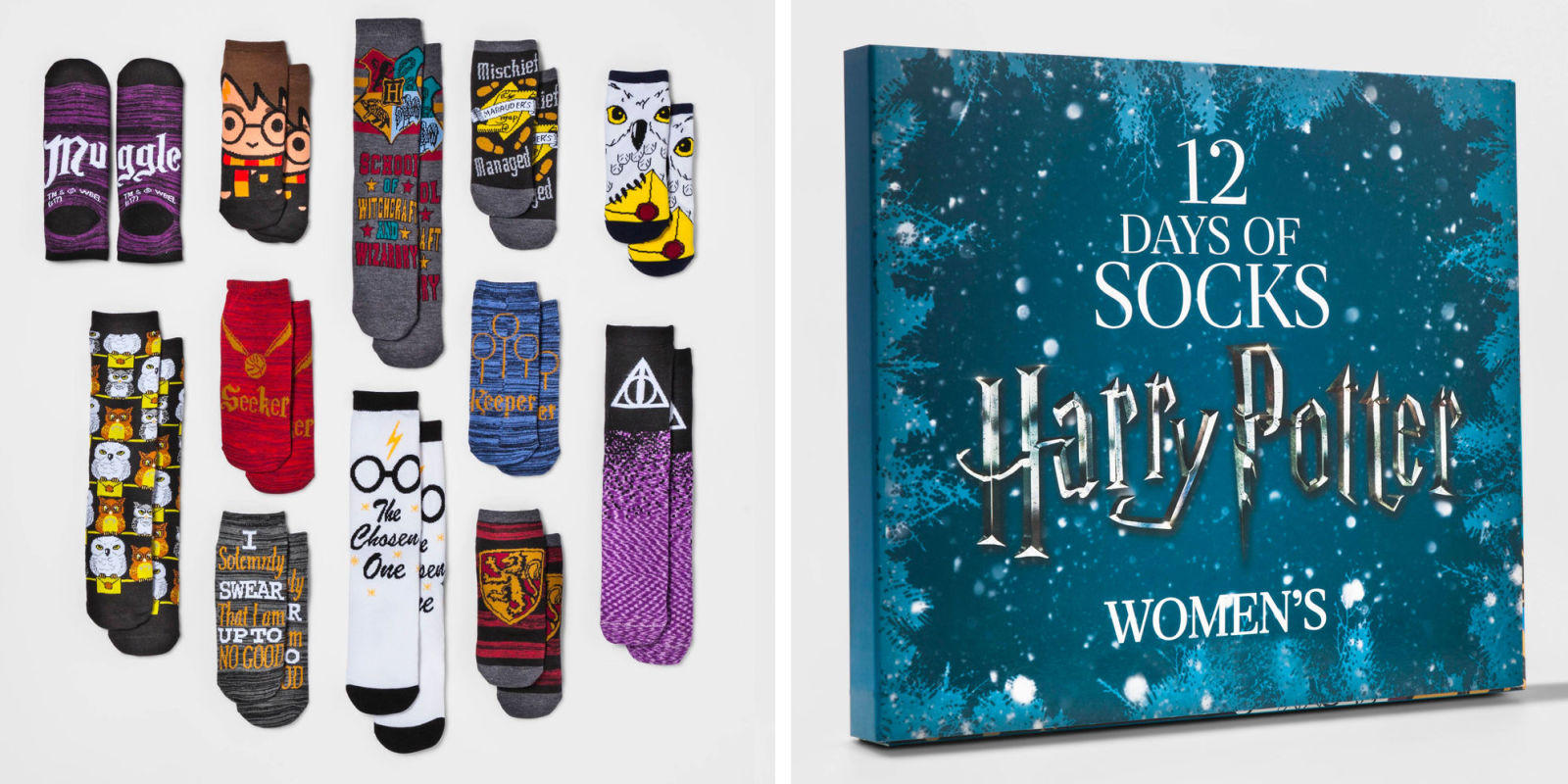 Our New Favorite Advent Calendar Is Harry Potter Themed