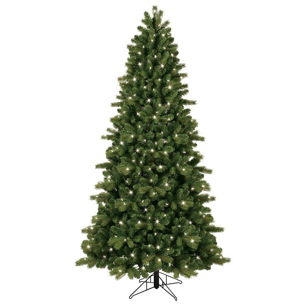 Ge Prelit Christmas Tree