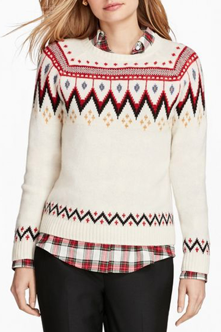 10 Best Fair Isle Sweaters for Winter 2018 - Fair Isle Knit ...
