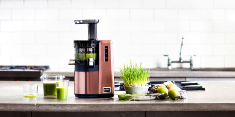 Hurom Hz Slow Juicer : Floral of the Month Subscription from Olive & Cocoa - BestProducts.com