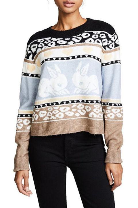 10 Best Fair Isle Sweaters for Winter 2018 - Fair Isle Knit ...