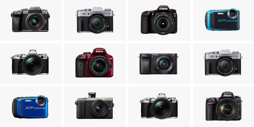 Best Camera Deals on Black Friday 2017 - Shop the Best Camera ...