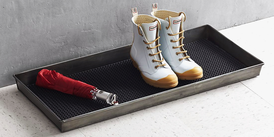 13 Best Boot Trays And Mats For Winter 2018 Metal And