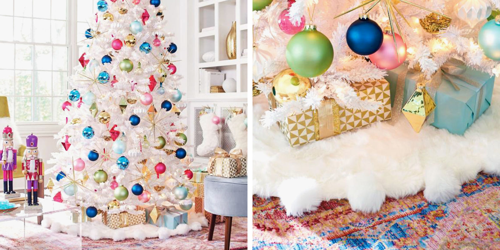 10 Best Christmas Tree Skirts For 2018