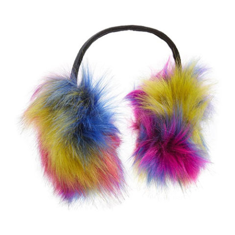 capelli-new-york-tie-dye-faux-fur-earmuffs.jpg (480×480)
