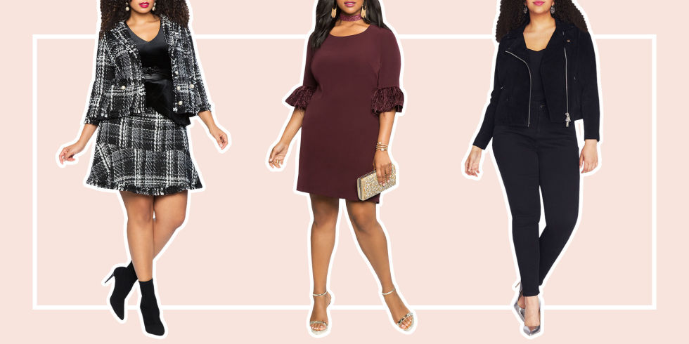 17 best plus size outfits in 2017 - trendy plus size clothing for