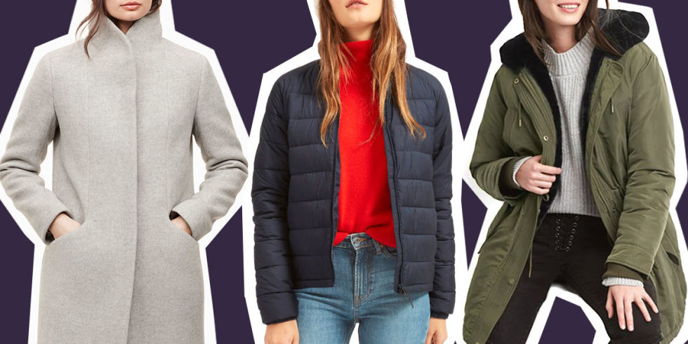 50 Best Winter Coats & Parkas for Women 2018 - Warm Down and Fur ...