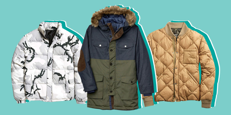30 Best Men's Winter Jackets of 2017 - Stylish Winter Jackets and ...