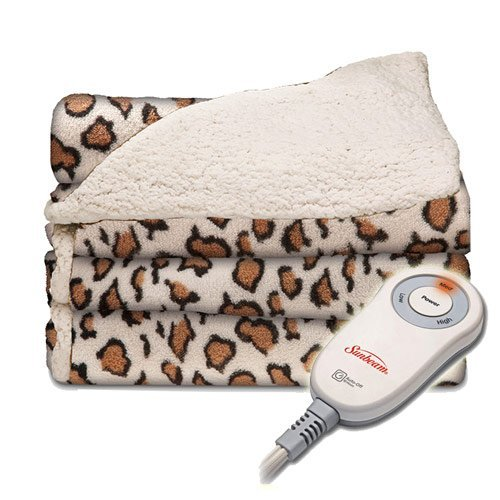 11 Best Heated Throw Blankets For 2018 Plush Electric