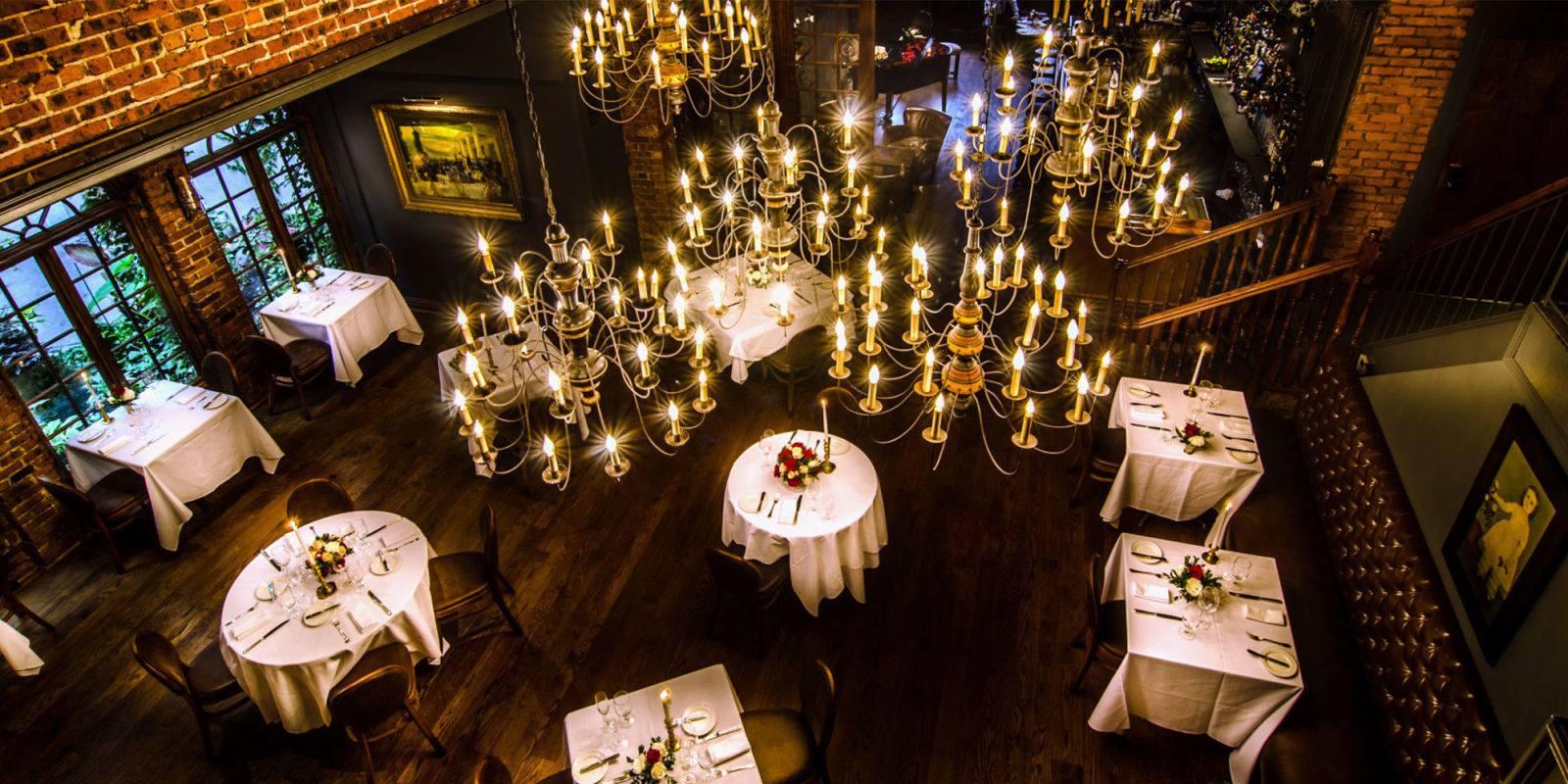 10 most romantic restaurants in nyc best date night for Best romantic restaurants nyc