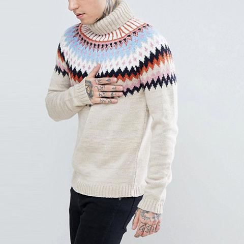 7 Stylish Men's Turtleneck Sweaters for Winter 2018