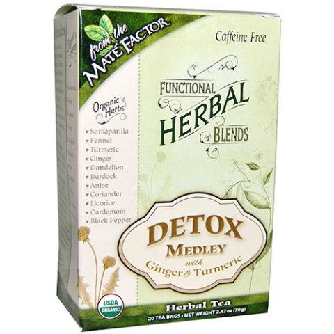 pukka detox tea and weight loss