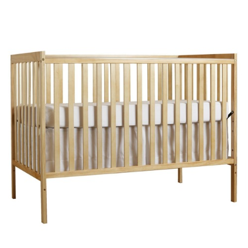 10 best baby cribs for your nursery in 2018 classic and for Best value baby crib