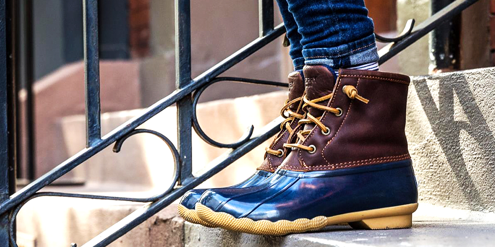 9 Best Duck Boots For Winter 2018 Waterproof Duck Boots