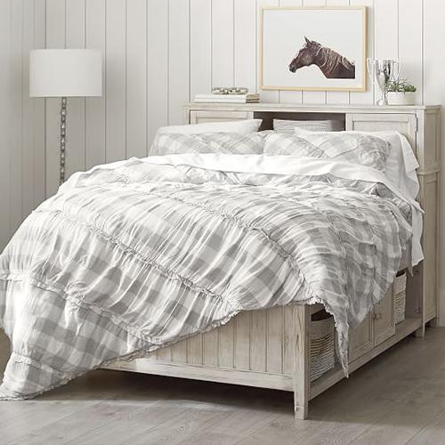 11 best storage beds of 2018 space saving storage bed reviews. Black Bedroom Furniture Sets. Home Design Ideas