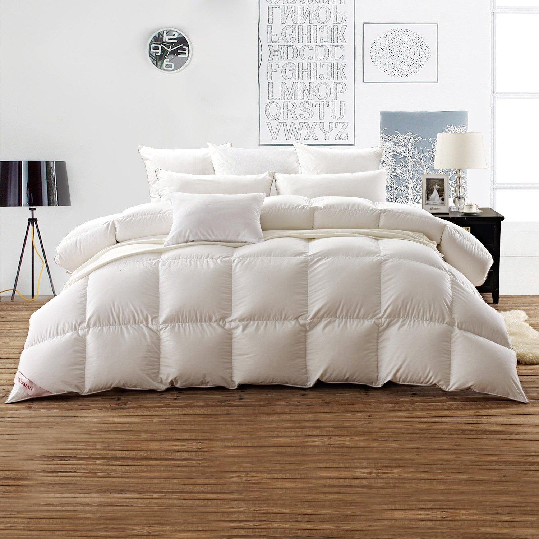 7 Best Down Comforters In 2018