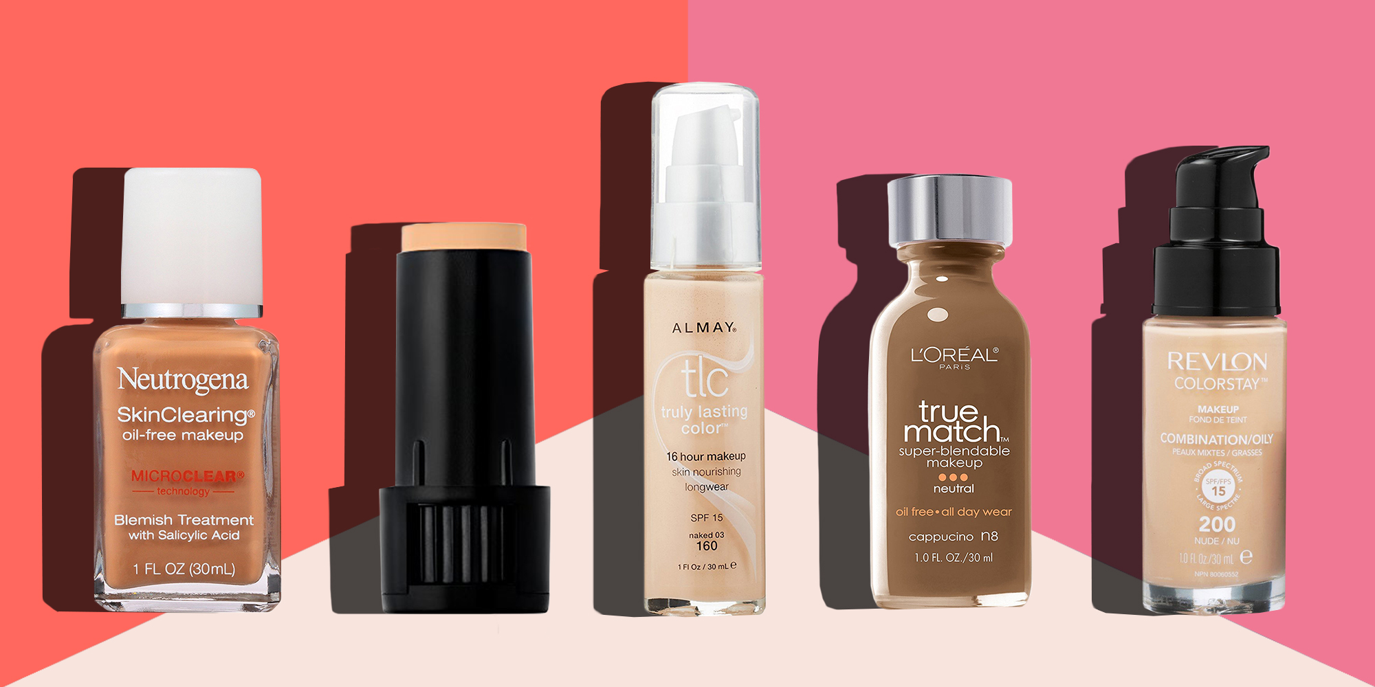 10 Best Drugstore Foundations Of 2018 Cheap Foundations
