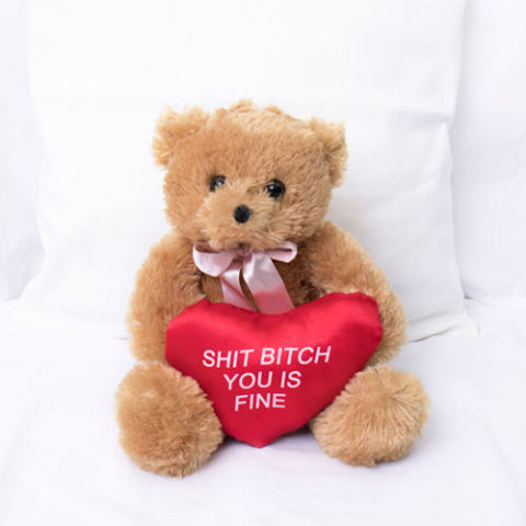 Sh*t B*tch You Is Fine Bear