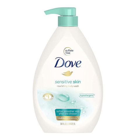 gallery-1517432485-dove-sensitive-skin-body-wash Amazing Grace Shampoo Bath Shower Gel