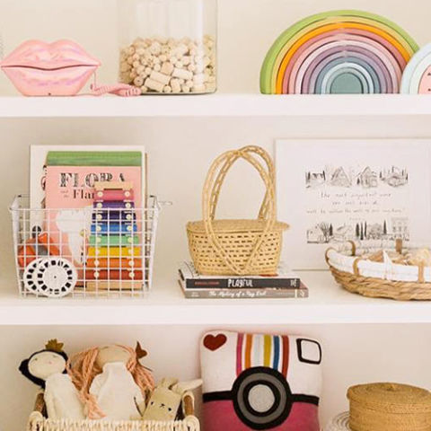 Kids Rooms Decor For 2018 - Kids Furniture And Decorations - Best