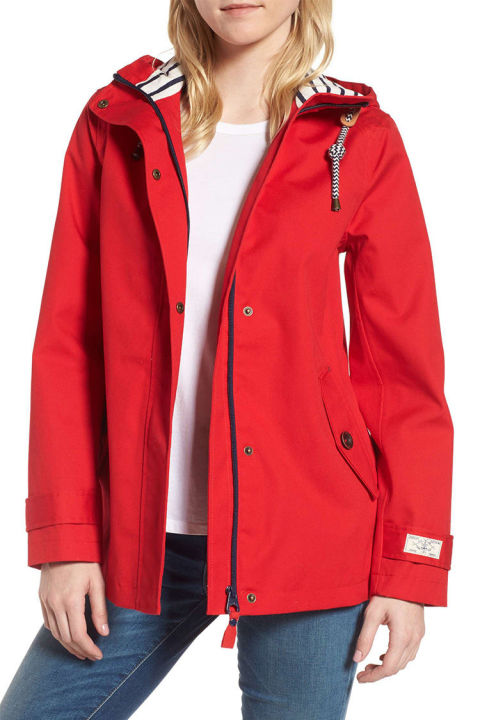 Women S Waterproof Rain Jacket With Hood