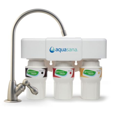 Aquasana Under Counter Water Filter System