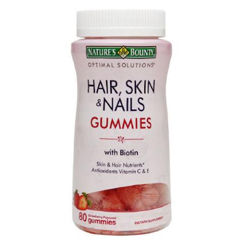 Nature's Bounty Hair, Skin, & Nails Gummies with Biotin