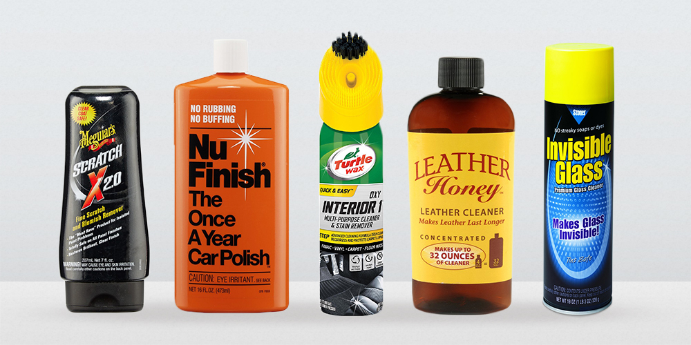 Cheap Waterless Car Wash Products