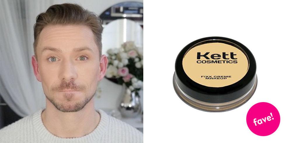Goss Makeup Artist Kett Foundation | Fay Blog