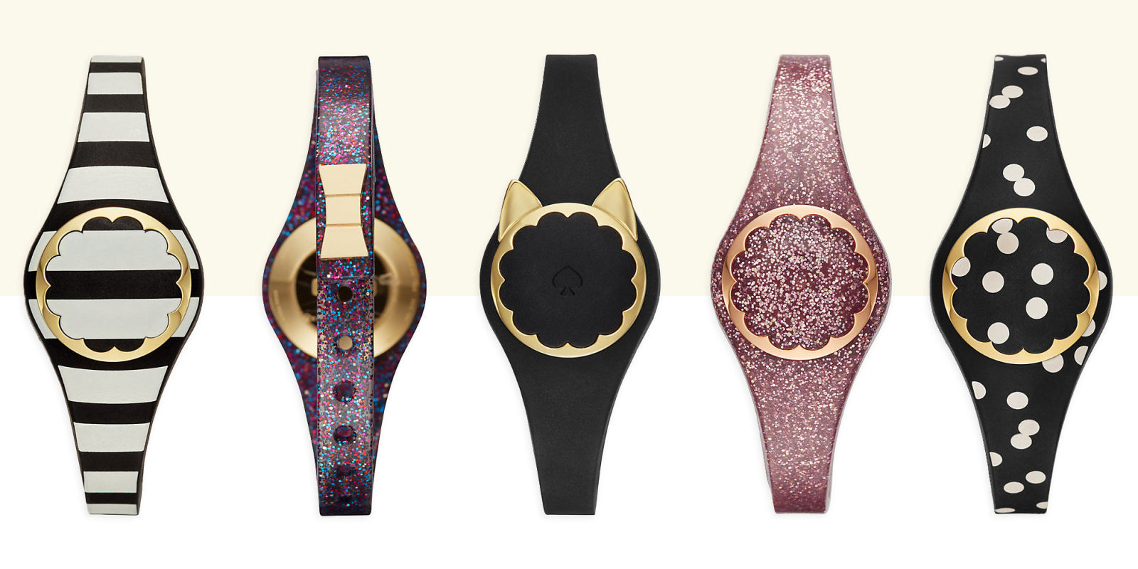 Kate Spade Launches Line of Fashionable Fitness Trackers