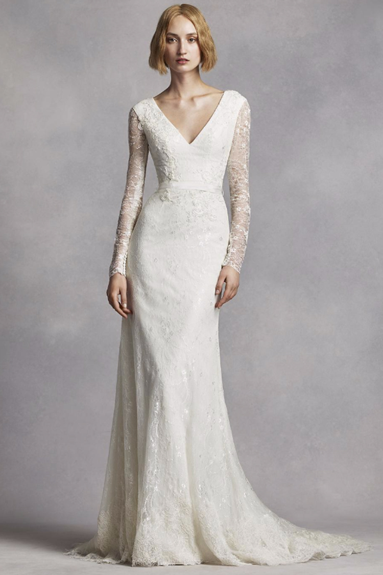 10 Best Winter Wedding Dresses For 2018 And