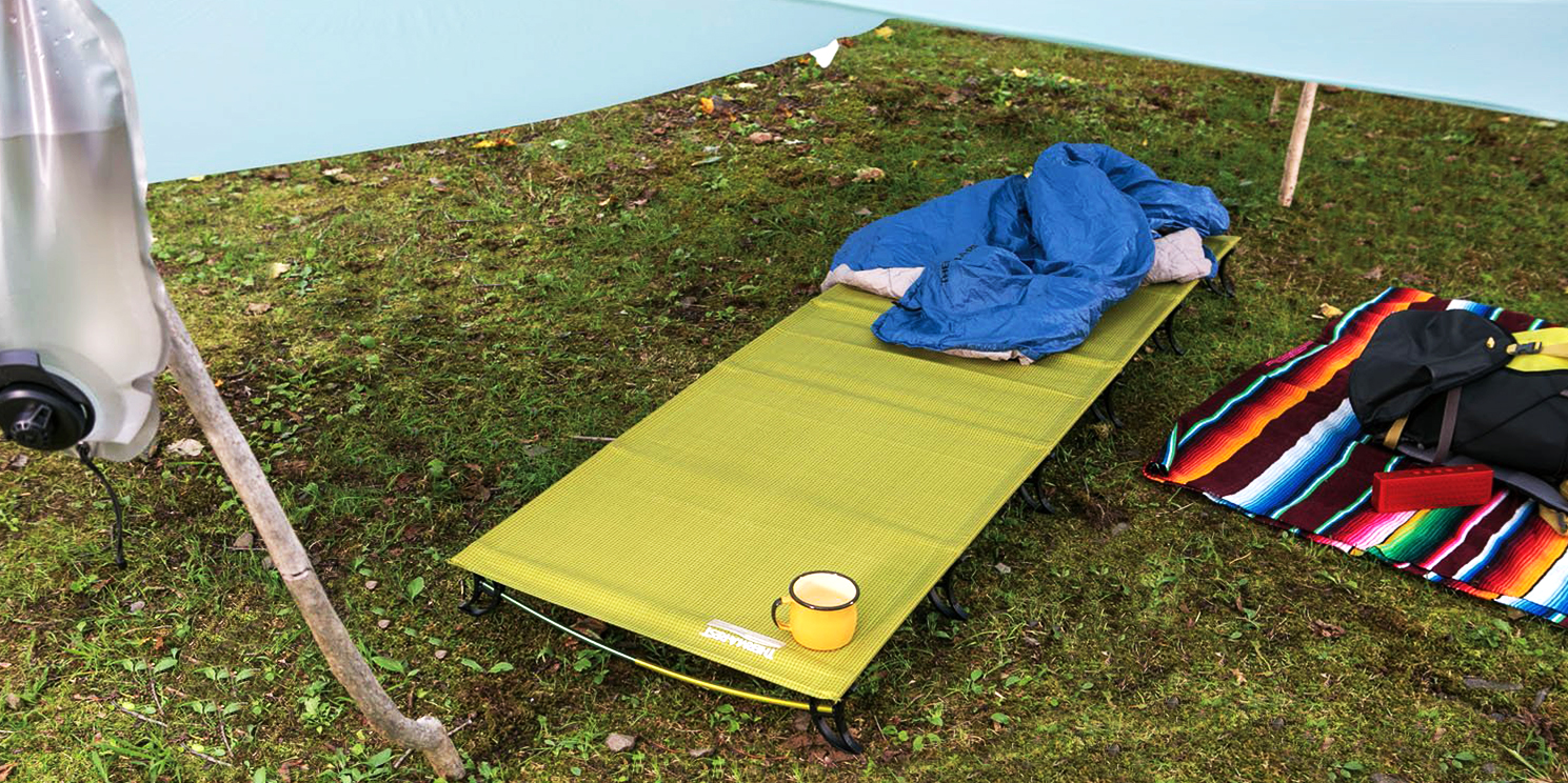 13 Best Camping Cots for 2018 - Folding Cots and Camping ...