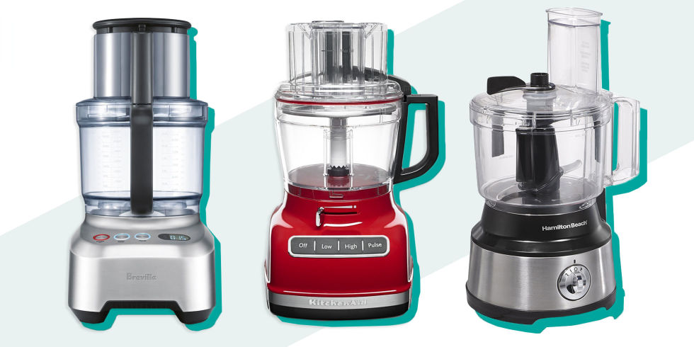 12 Best Food Processors For The Top Chef In Your Life